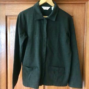 Eddie Bauer blazer jacket